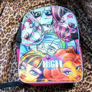 🔥3/30🔥 Monster High Backpack